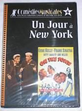 DVD COMEDIE MUSICALE/ UN JOUR A NEW YORK / SINATRA/NEUF