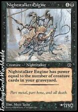 Nightstalker Engine // Presque comme neuf // Portal second age // Engl. // Magic the Gathering