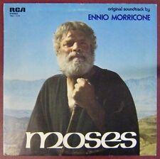 Ennio Morricone Moïse 33 tours 1974 Italie