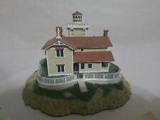 Danbury Mint Lighthouse - Old Point Loma Lighthouse