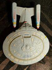 Star Trek Enterprise 1701 D mit direktem Hüllenaufdruck - Micro Machines Selten