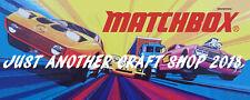 Matchbox Toys 1971 Superfast Super Kings Poster Shop Display Sign Leaflet Advert