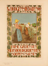 Les Maitres de l'Affiche pl.240 W. Hoogenstraaten & Co by Van Caspel Poster