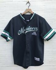 Vintage True Fan ICHIRO SUZUKI #51 Seattle Mariners Jersey Youth XL Women's M