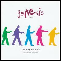GENESIS - THE WAY WE WALK : Vol.2 THE LONGS ~ LIVE CD ~ PHIL COLLINS 80's *NEW*