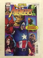 Empyre Avengers #1,2,3  2020 Main Cover Marvel Comics