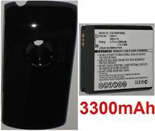 Coaue + Batterie 3300mAh Pour Huawei U8150, Huawei IDEOS