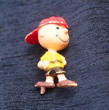 Vintage Charlie Brown Figure Toy Original 1960's A/F