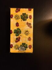 IHR Ideal Home Range Pocket Paper Tissues Good Luck PT50670 NEW SEALED