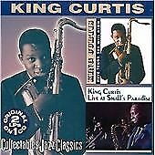 King Curtis - Have Tenor Sax, Will Blow/Live at Small's Paradise (Live Recording, 2000)