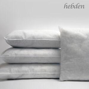 Rectangular Oblong Boudoir Hollowfibre Cushion Inserts Fillers Pads
