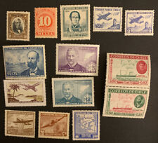 F1/30 Chile Stamps C18- MNHOG A Great Coll