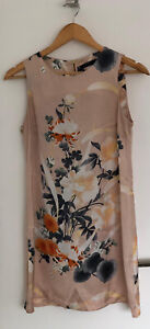 Miss Selfridge Floral Dress: Size 10 PETITE