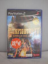GUNFIGHTER 2 Revenge Jesse James  para playstation 2