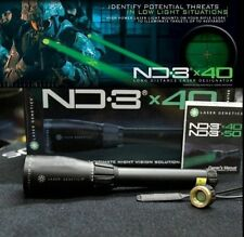 Outdoor Hunting ND3x40 Green Laser Designator w/ Mount Long Distance Optics