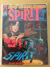 THE SPIRIT: GIANT SUMMER SPECIAL 16, SEE PICS, 1ST PRINT, WARREN MAGAZINE