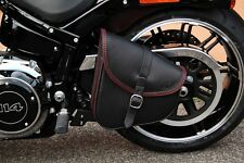 SWING ARM BAG FOR HARLEY DAVIDSON SOFTAIL 2018 FAT BOY, FAT BOB, LOW RIDER, SLIM