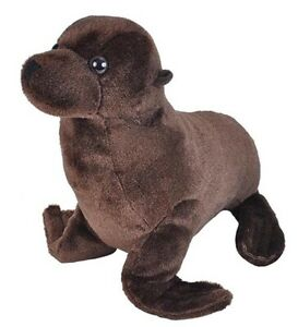 Wild Republic Sea Lion Cuddlekins [27cm] Soft Plush Stuffed Cuddly Toy NEW