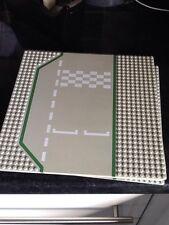 Lego Starting Grind Vintage Grey Road Board / Plate