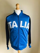 2002 Kappa Italia Presentation ⚽️ Tracksuit LARGE Italy Azzurri Maglia Top