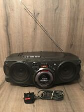 Retro SONY CFD-G70L Boombox PDW Power Drive Woofer Portable Radio + Game Xpand