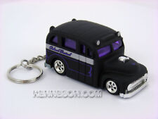 Custom Keychain Hot Wheels Garage 30 Car Set School Busted