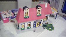 Playmobil Einfamilienhaus 3965 mit Einrichtung seht selber ohne OVP oder BA