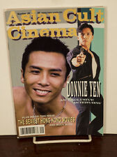 ASIAN CULT CINEMA NUMBER 29 DONNIE YEN-VERONICA YIP NM/MINT