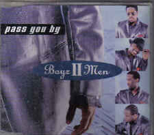 Boyz 2 Men-Pass You By cd maxi single