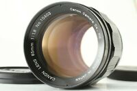 【Exc++++】 Canon 85mm f/1.8 MF Lens Leica Screw Mount L39 LTM From JAPAN #6672