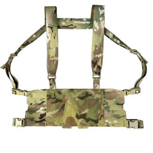 Quick Release Laser Cutting Lightweight Harness Tactical Chest Rig Hunting