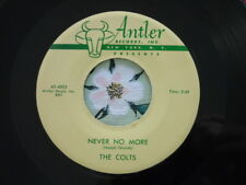 THE COLTS - Shiek of Araby / Never No More - Doo Wop 45 - 1957 - VG+