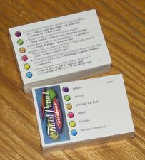 Trivial Pursuit Junior Jr 5th Edition Game Parts Kids Trivia - New Sealed Cards