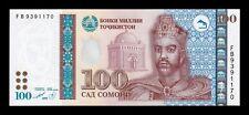 B-D-M Tajikistan 100 Somoni 1999 (2013) Pick 27a SC UNC