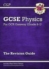 New Grade 9-1 GCSE Physics: OCR Gateway Revision Guide with Online Edition by...