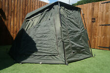 NASH PROFILE SPECIAL STORM BROLLY SYSTEM CARP SET UP FISHING UMBRELLA