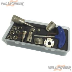 .12~.28 Engine Bearing Assembly Install/Remove Pulling Tool (RC-WillPower) SH