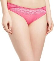 EXTRA LARGE - WONDERBRA 'MY PRETTY' LACE BRIEF FUSCHIA EXTRA LARGE (XL) W01O5