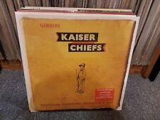 Kaiser Chiefs  – Education, Education, Education & War (Album)