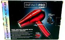 InfinitiPro by Conair 1875 Watt Compact AC Styler Fast Drying Power Hair Dryer