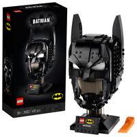 Lego 76182 DC Comics Batman Helmet Cowl Set 410 Pieces 22cm Tall