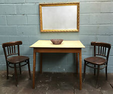 Vintage/Retro Up to 4 Seats Square Kitchen & Dining Tables