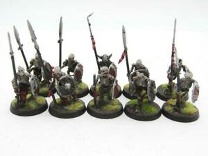 (6629) Skeleton Warriors Regiment Soulblight Gravelords Age Of Sigmar Fantasy