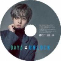 DAY6-UNLOCK(JAE VER. )-JAPAN CD Ltd/Ed E78