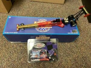 Cory Mcclenathan Action 1996 1:24 Dragster and 1997 1:64 Dragster McDonalds