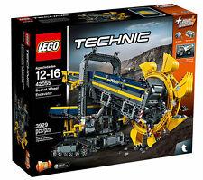 Lego Technic 42055 Bucket Wheel Excavator ~NEW & Unopened~