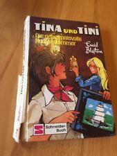 HC • Enid  Blyton • Tina und Tini • Die geheimnisvolle Rumpelkammer • 1978 • B