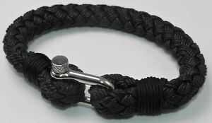 Armband Berlin Schwarz / Schwarz small Limited Edition