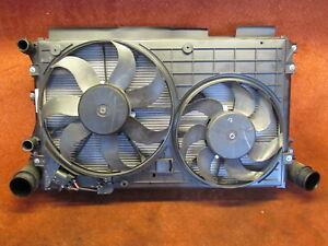 1K0145803BM Kühlerpaket Ladeluftkühler Lüfter 1,4 TSI VW Beetle /Cabrio Jetta 5C