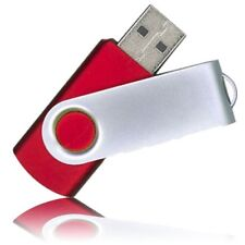 1GB USB Swivel Flash Drive